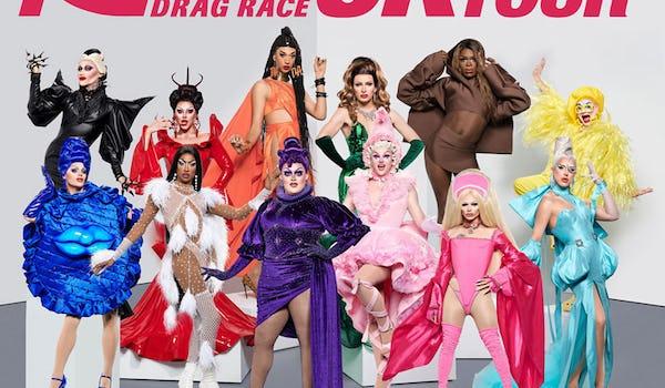 RuPaul's Drag Race UK Tour 41 Events