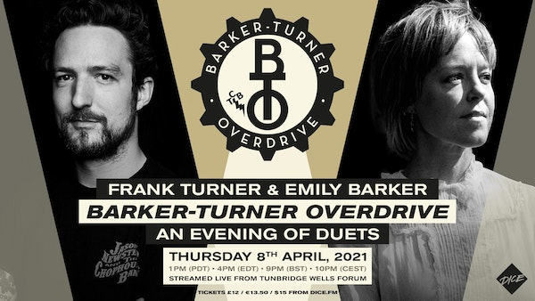 Barker-Turner Overdrive: An Evening Of Duets