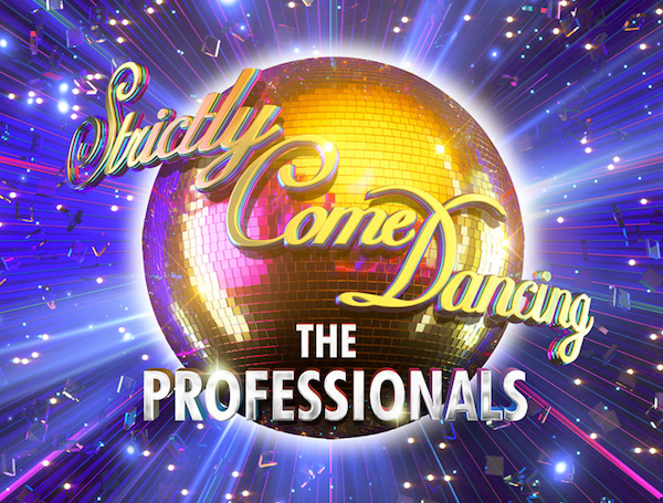 Strictly Come Dancing - The Professionals Tour Dates