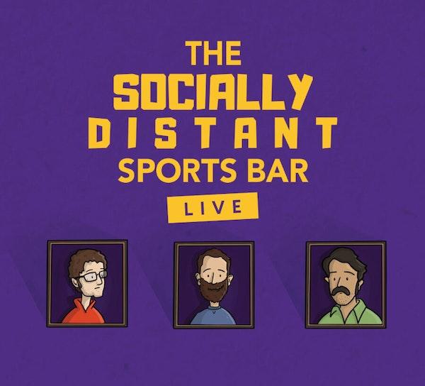 The Socially Distant Sports Bar
