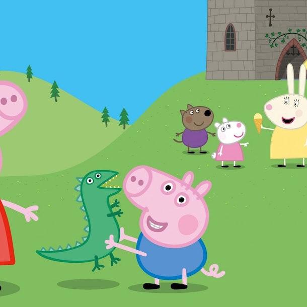 Peppa Pig - Live! Tour Dates