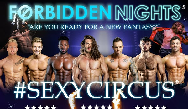Forbidden Nights Tour Dates