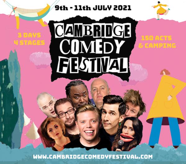 Cambridge Comedy Festival 2021