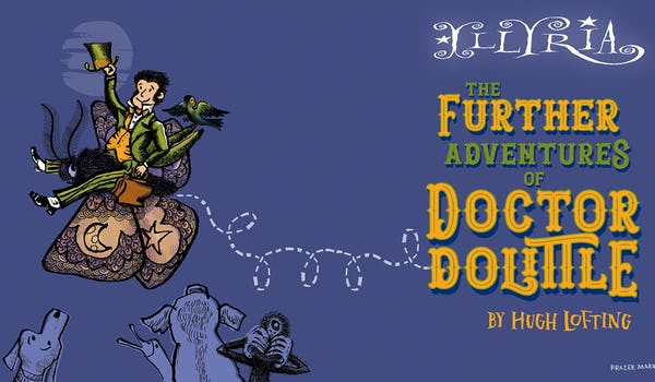 The Further Adventures of Doctor Dolittle