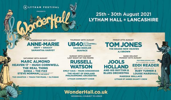 WonderHall - Lytham Proms 2021