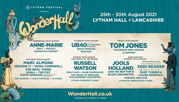 WonderHall 6 Events