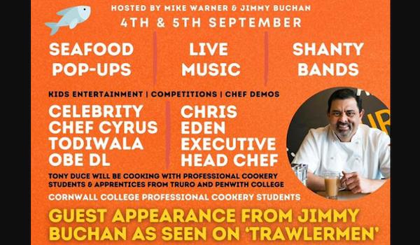 St Austell Seafood Festival 2021