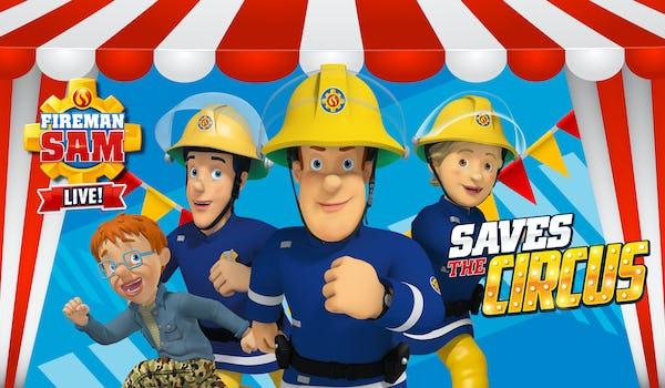 Fireman Sam Saves The Circus 15 Events