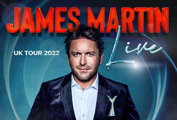 James Martin Tour Dates
