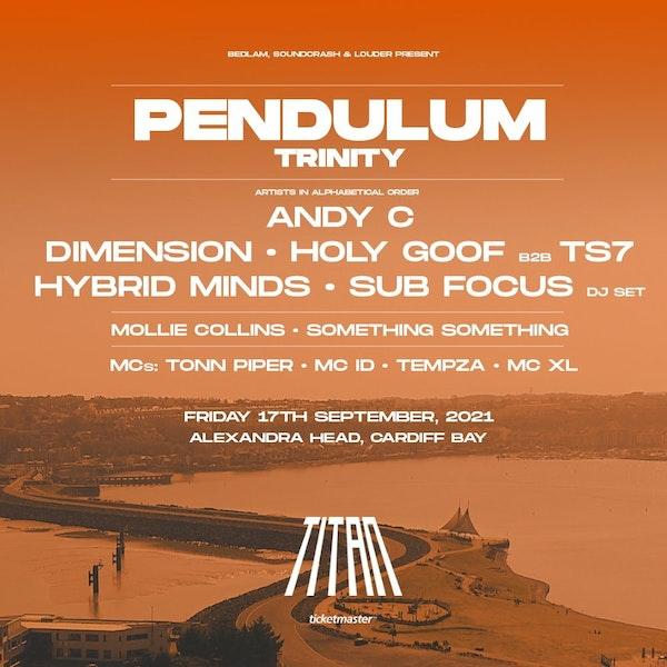 Titan presents Pendulum Trinity