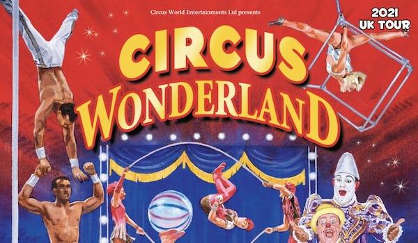 Circus Wonderland Tour Dates