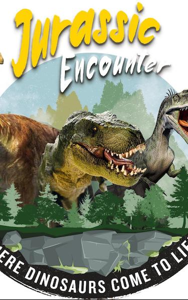 Jurassic Encounter Tour Dates