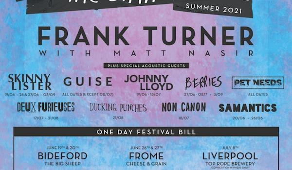 Frank Turner & The Sleeping Souls - The Gathering 2021