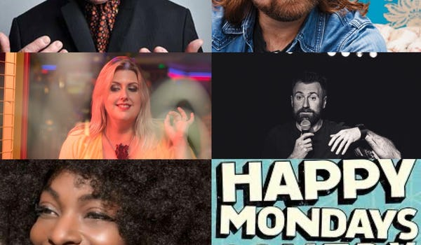 Happy Mondays Comedy At The Amersham Arms