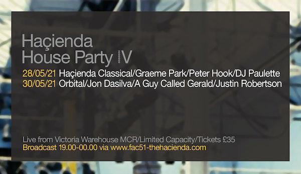 Ha?ienda House Party IV