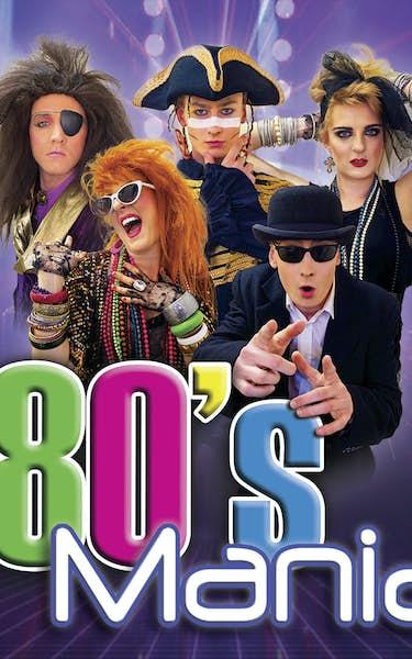 80's Mania Tour Dates