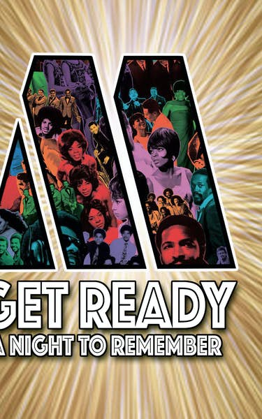Get Ready Tour Dates