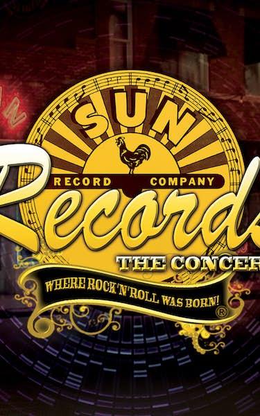 Sun Records The Concert Tour Dates