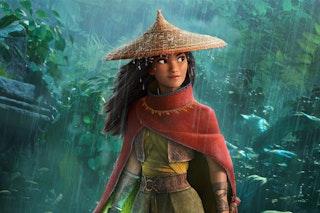 Image for Raya and the Last Dragon