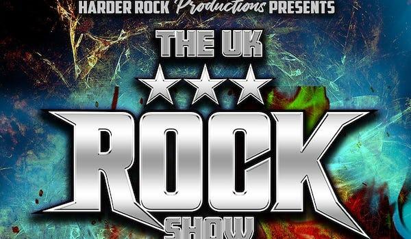 The UK Rock Show Tour Dates
