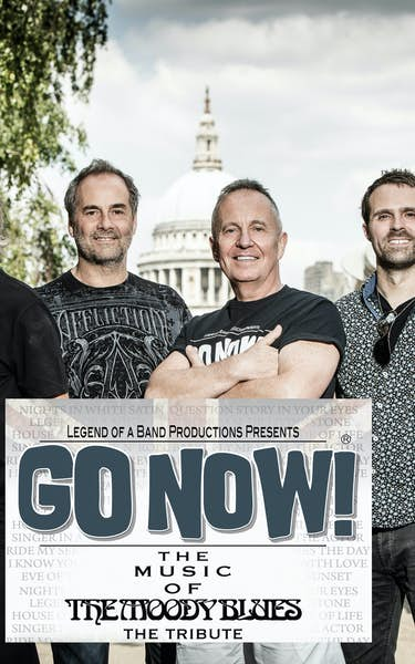 GO NOW! The Music Of The Moody Blues Tour Dates