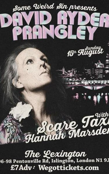 David Ryder Prangley, Scare Taxi, Hannah Marsden