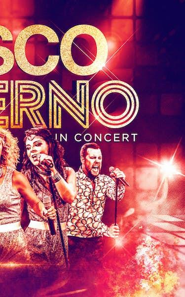 Disco Inferno UK Tour Dates