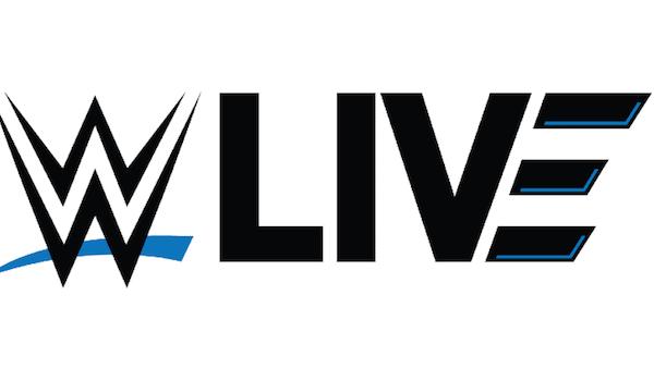 WWE Tour Dates