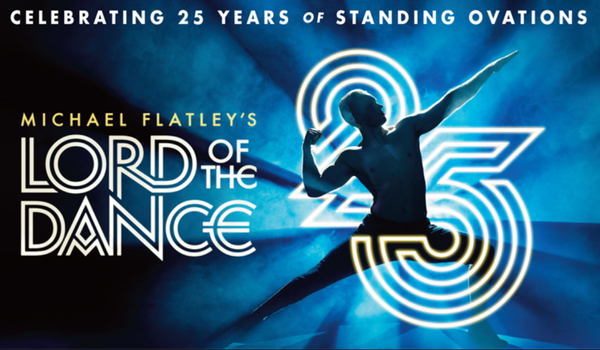 Lord Of The Dance Tour Dates