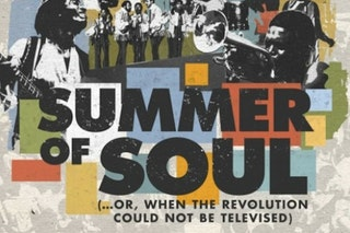 Image for Summer Of Soul (...Or, When The Revolution Could Not Be Televised)