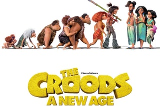 Image for The Croods: A New Age
