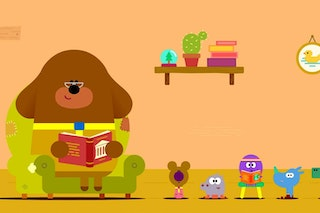Image for Hey Duggee At The Movies