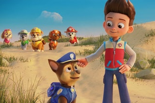 Image for Paw Patrol: The Movie