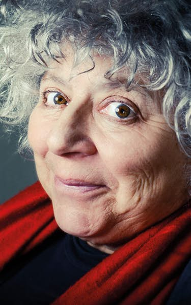 Miriam Margolyes Tour Dates