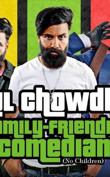 Paul Chowdhry Tour Dates