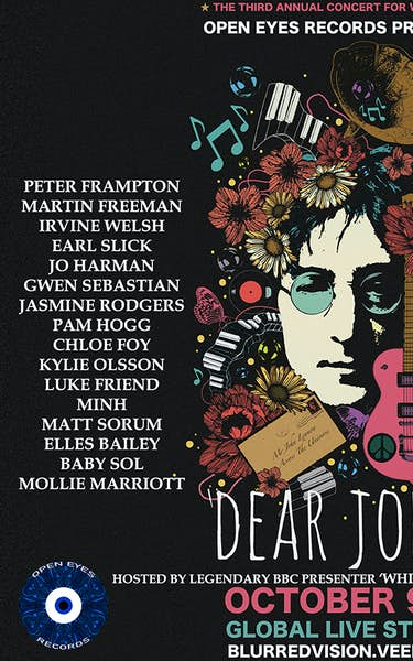 3rd Annual Dear John Concert For War Child
