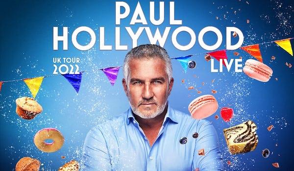 Paul Hollywood Tour Dates